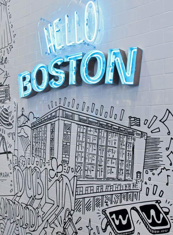 4 techniques pour r enchanter votre d coration murale absolut graphic - Decoration murale lumineuse ...