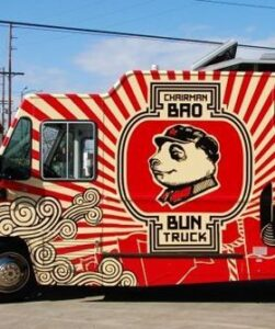 Food truck - bun - San Francisco