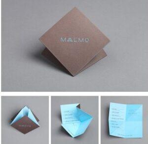 menu-origami